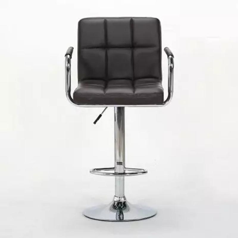 Ghế Bar có tay vịn chân nâng hạ, mặt ghế xoay GB220