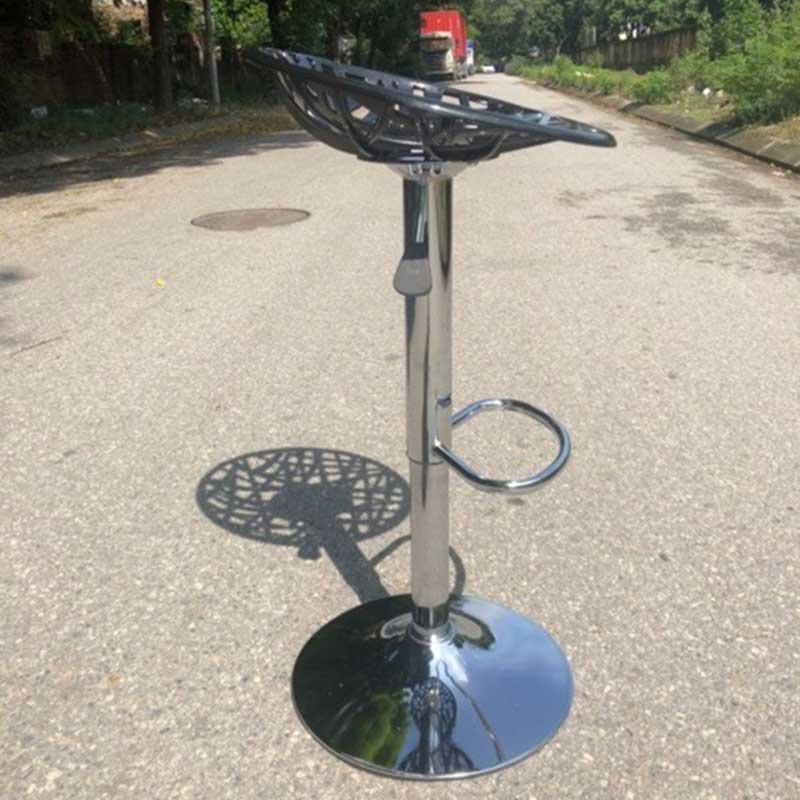 Ghế Bar tròn lưới nhện có thể nâng hạ độ cao, xoay 360 độ GB228