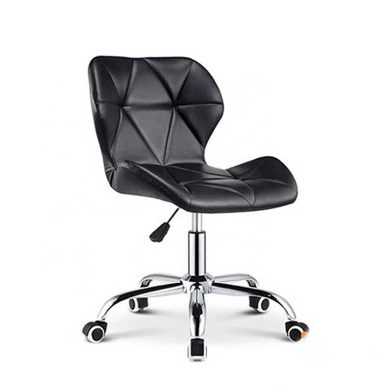 Ghế bọc da lưng trám tam giác chân xoay linh hoạt GB236