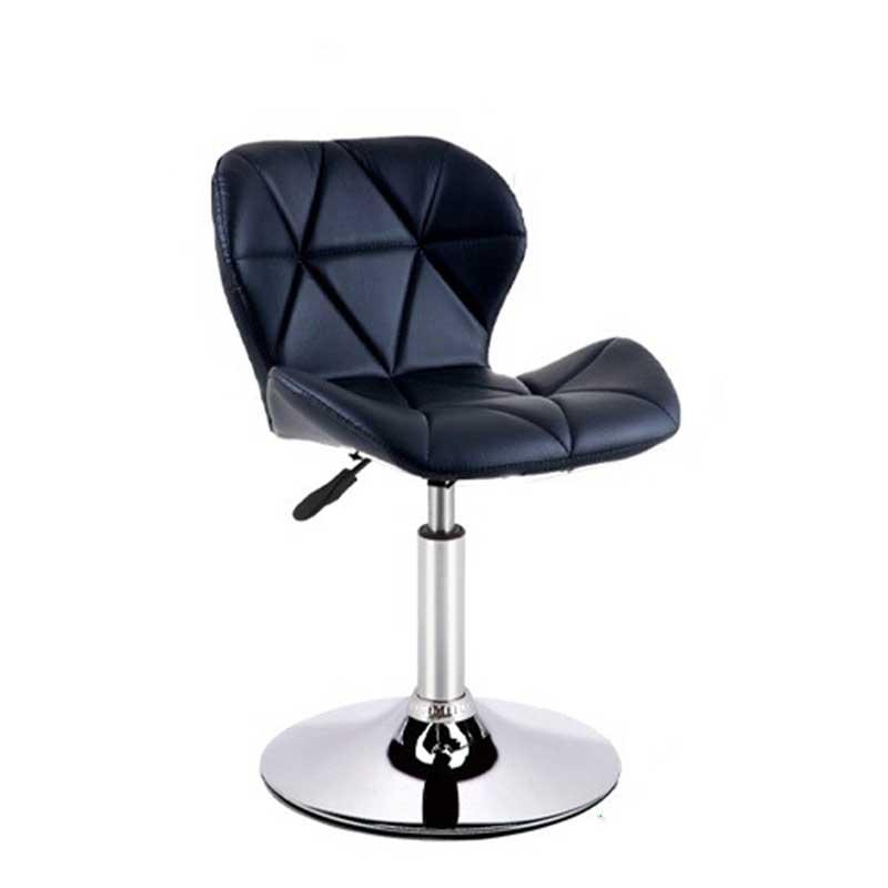 Ghế quầy Bar trám chân trụ Inox đẹp và hiện đại GB268