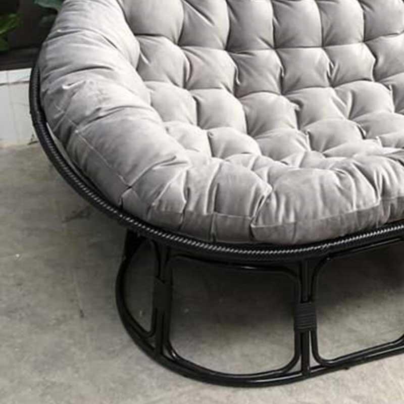 Ghế Papasan đôi mây nhựa dành cho 2 người ngồi BM582