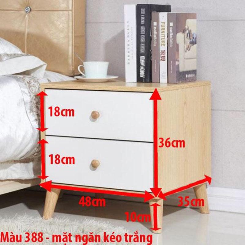 Tab đầu giường gỗ MDF giá rẻ TD556