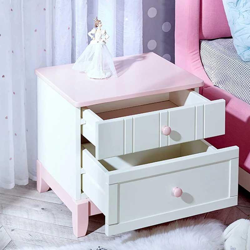 Tủ tab đầu giường cực dễ thương cho phòng ngủ TD889