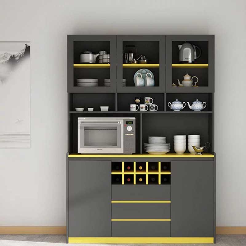 Tủ đựng bát đĩa 1m2 x 2m tiện dụng cho phòng bếp TB675