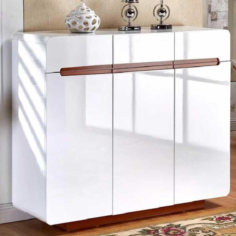 Tủ giầy gỗ phong cách hiện đại cho chung cư TG655