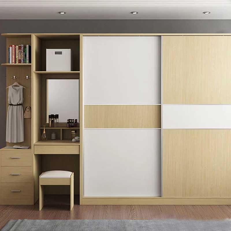 Tủ quần áo gỗ công nghiệp kiểu dáng hiện đại TQ865