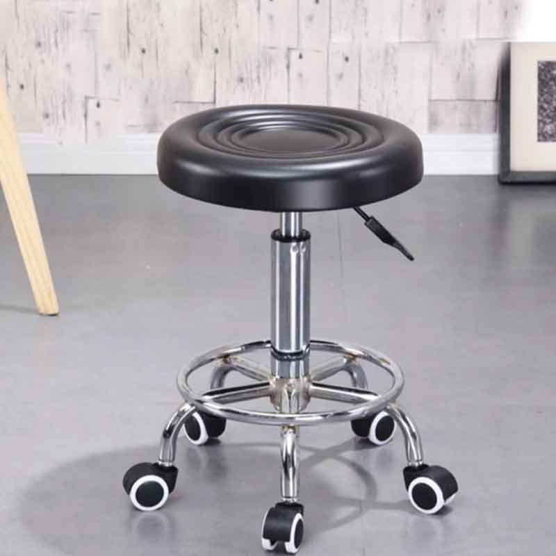 Ghế đôn chân xoay dùng cho spa, thẩm mỹ viện, quầy Bar GB969