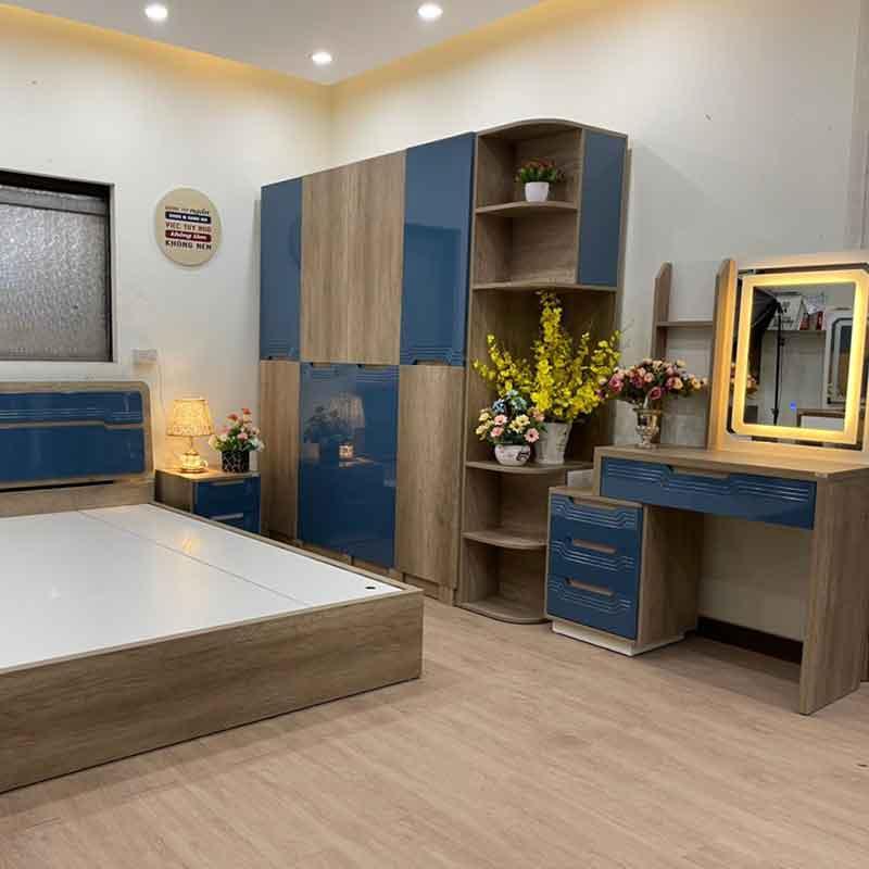 Combo nội thất phòng ngủ hiện đại giá RẺ CB223