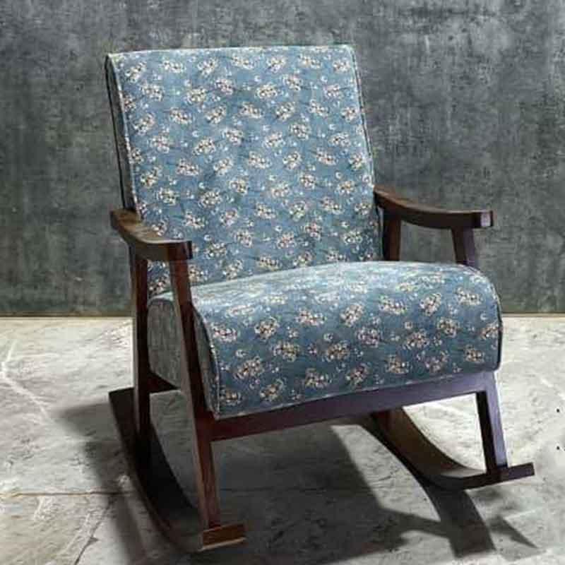 Ghế bập bênh đơn phong cách Vintage GG908
