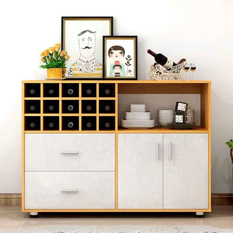 Tủ bếp gia đình gỗ kiểu dáng hiện đại 1m2 TB633