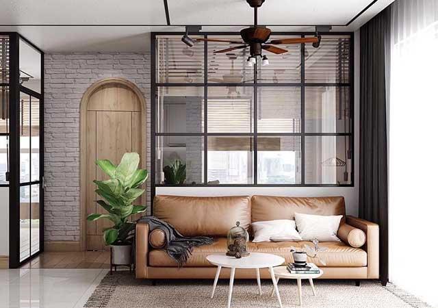 Thiết kế nội thất chung cư chị Lan Vinhomes Smart City