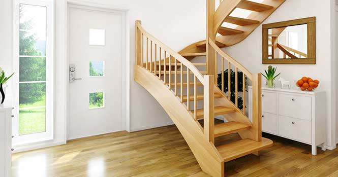 Kích thước cầu thang chuẩn theo thông số kỹ thuật xây dựng