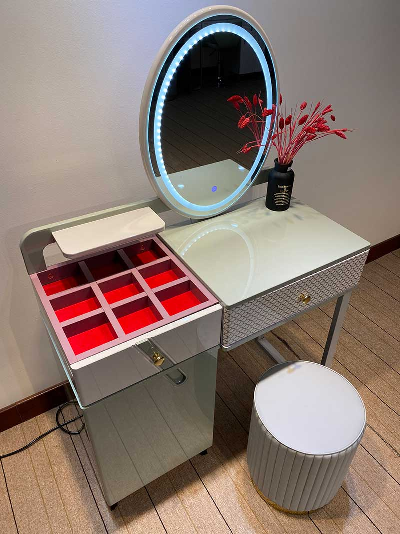 Bộ bàn phấn Makeup nhập khẩu chất lượng, bền đẹp BP598