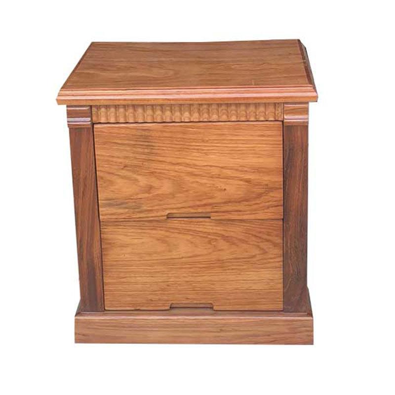 Tab đầu giường cao cấp gỗ hương đá xám TA699