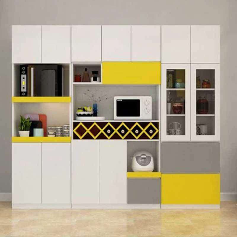 Tủ bếp gỗ MDF thiết kế hiện đại sang trọng TB882