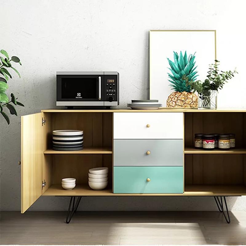 Tủ bếp phong cách hiện đại cực đẹp cho phòng bếp TB889