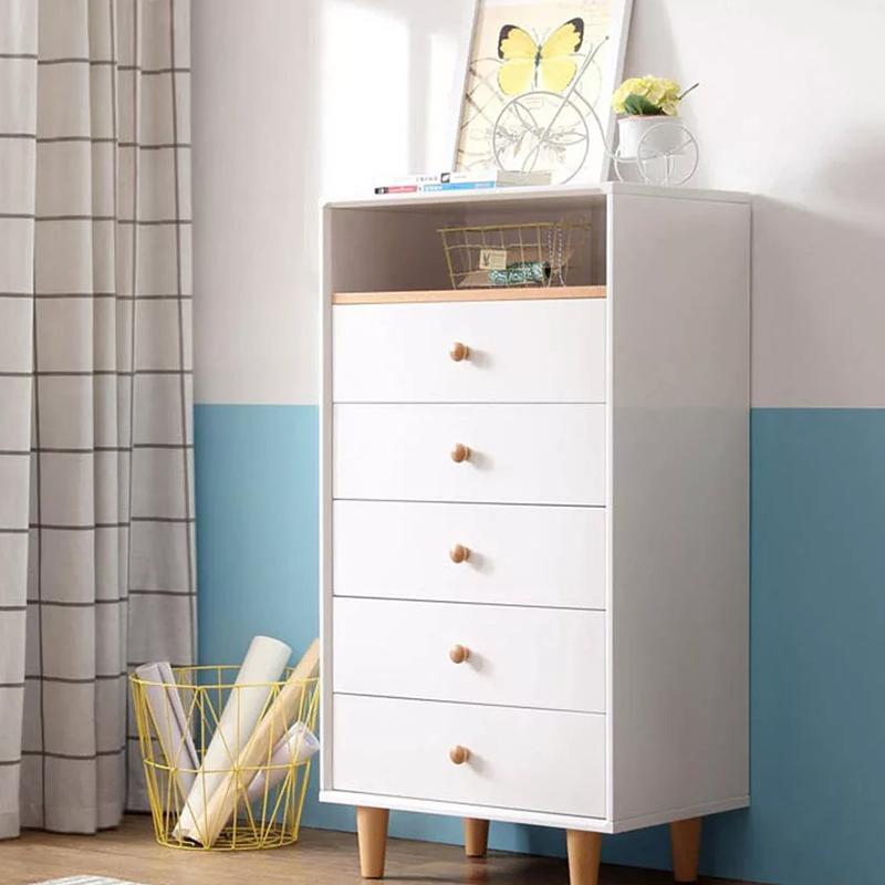 Tủ để đồ trang trí phòng khách gỗ MDF TT229