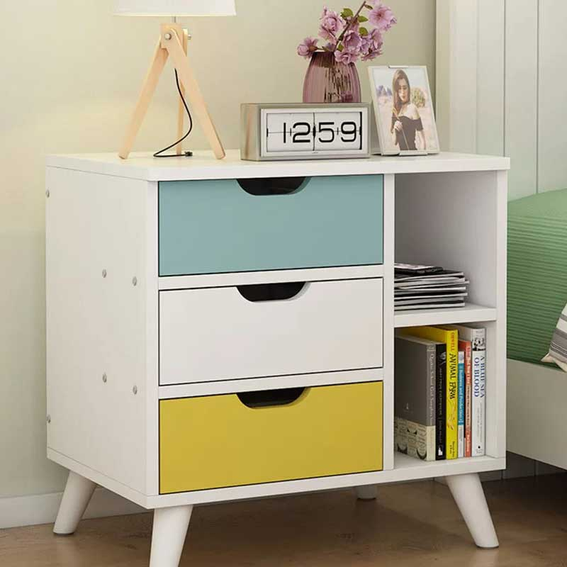 Tủ đồ cá nhân giá rẻ bằng gỗ công nghiệp MDF TT228
