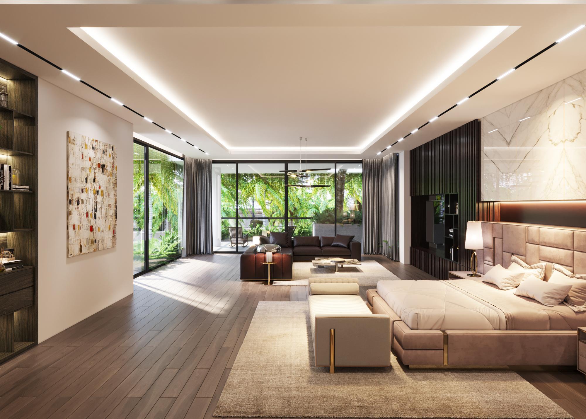 Thiết kế nội thất biệt thự   Nội Thất Hữu Bằng