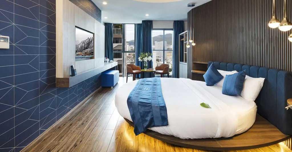Thiết kế & thi công nội thất khách sạn | Nội Thất Hữu Bằng