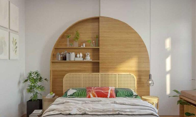 7 lưu ý quan trọng khi thiết kế phòng ngủ đơn giản