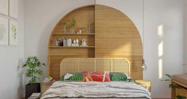 """7 lưu ý quan trọng khi thiết kế """"phòng ngủ đơn giản"""""""